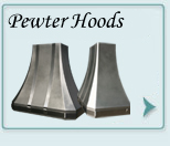Custom Range Hoods Pewter