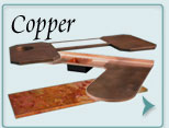 Copper Countertop , Copper Countertops