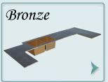 Bronze Countertop , Bronze Countertops