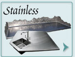 Stainless Countertop , Stainless Countertops