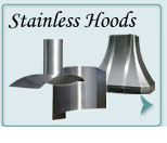Stainless Hood  ,Stainless Hoods