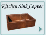 Copper Kitchen Sink  , Copper Kitchen Sinks
