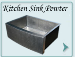Pewter Kitchen Sink  , Pewter Kitchen Sinks