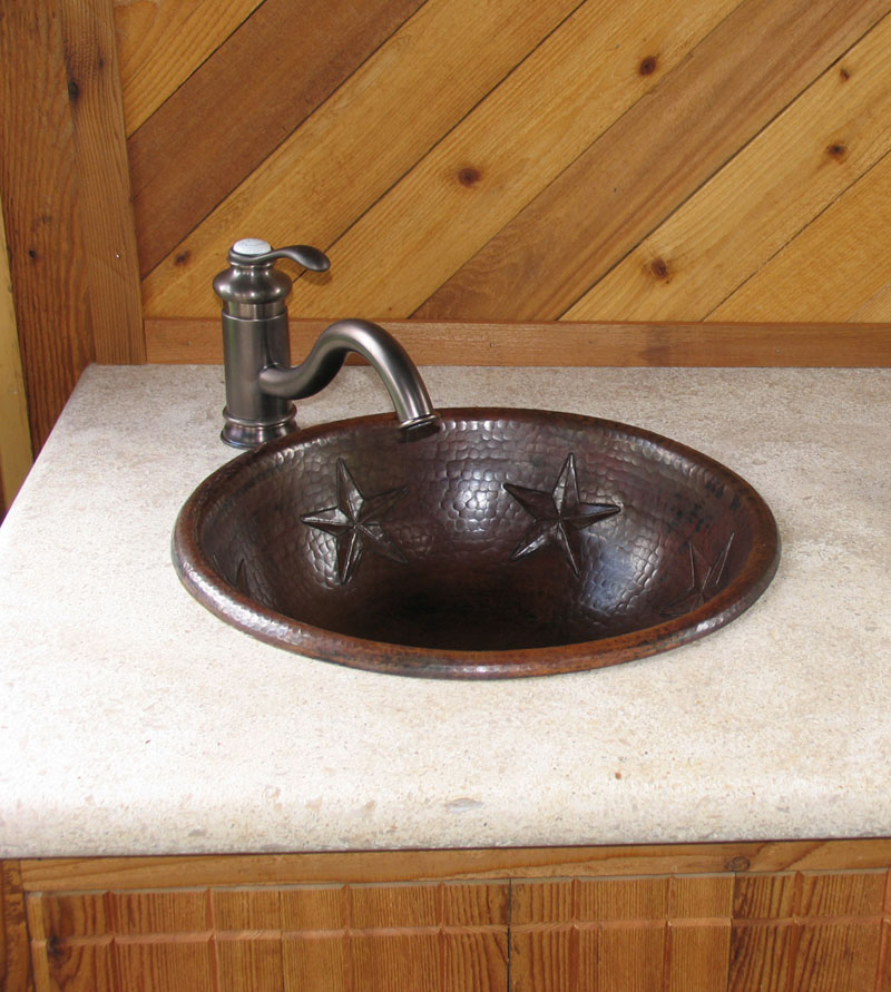 Copper Bath Sinks - Bar Sinks - Sink Drains - Handcrafted Metal -