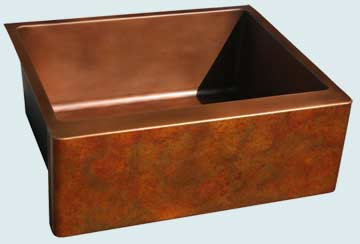 Custom Bar Sinks # 3658