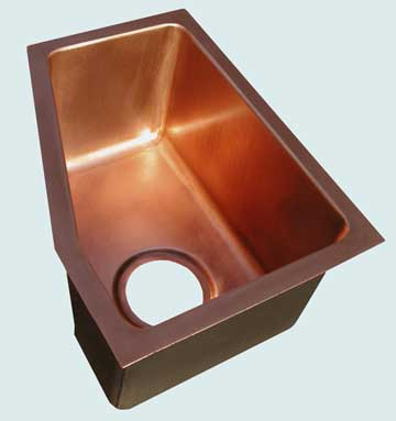 Custom Bar Sinks # 3451