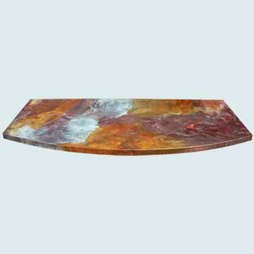 Copper Countertop # 3056