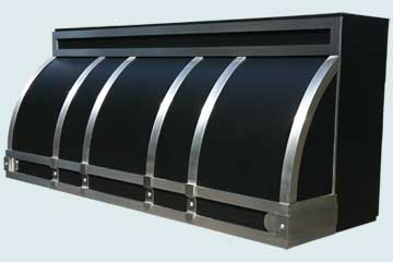 Colorcoat Range Hood # 4525