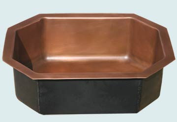 Custom Bar Sinks # 3546