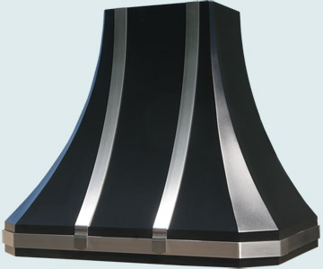 Colorcoat Range Hood # 3286