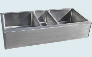Stainless Steel Extra Large Sinks # 4823