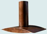 Copper Range Hoods Wings