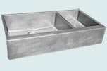 Zinc Custom Farmhouse Sinks