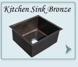 Custom Kitchen Sinks Bronze