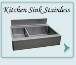 Stainless Steel Custom Kitchen Sinks