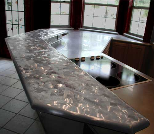 Stainless Steel Bar Countertops | o2 Pilates