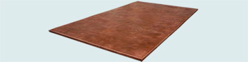 Copper Countertop # 3873