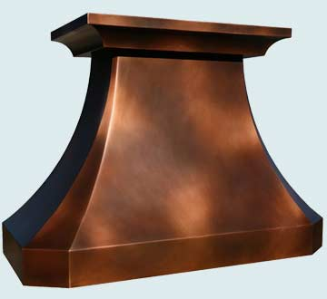Decorative Range Hood  # 3876